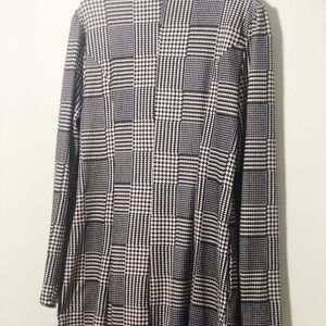 Reborn Dresses - Reborn Collection Faux Tweed Jersey Dress NWT